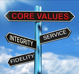 Core values SFI 2