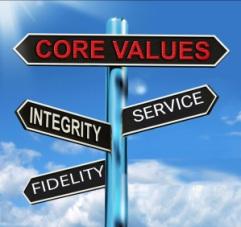 Core values SFI 2